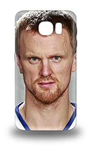 High Impact Dirt Shock Proof 3D PC Case Cover For Galaxy S6 NHL Vancouver Canucks Henrik Sedin #33 ( Custom Picture iPhone 6, iPhone 6 PLUS, iPhone 5, iPhone 5S, iPhone 5C, iPhone 4, iPhone 4S,Galaxy S6,Galaxy S5,Galaxy S4,Galaxy S3,Note 3,iPad Mini-Mini 2,iPad Air )