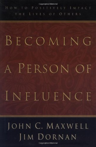 becoming a person of influence 1193050449678478