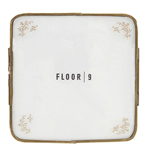 FLOOR | 9 Laurel Table Top Frame with Antique Finish, 5