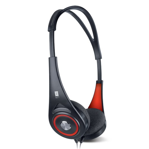IBALL SMARTEARS02 Headset with Mic  Black