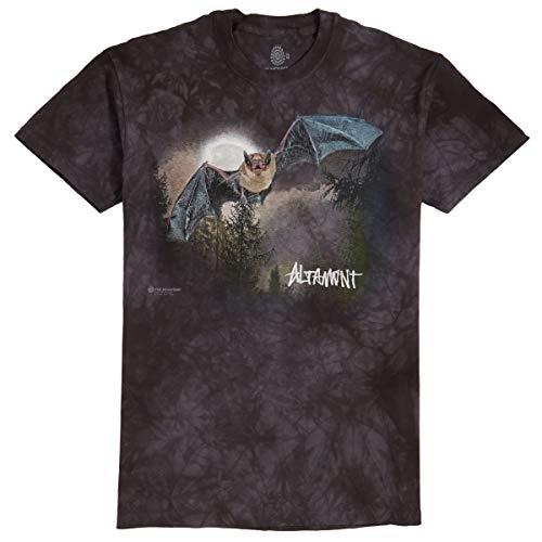 Altamont Tee (ALTAMONT x The Mountain T-Shirt - Smoke - MD)