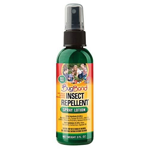 Bug Band 3 oz 88312 Insect Repellent Oil