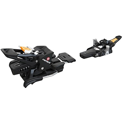 Black Diamond Fritschi Tecton 12 Ski Bindings - Black with 100mm ()