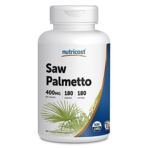 Nutricost Saw Palmetto Extract