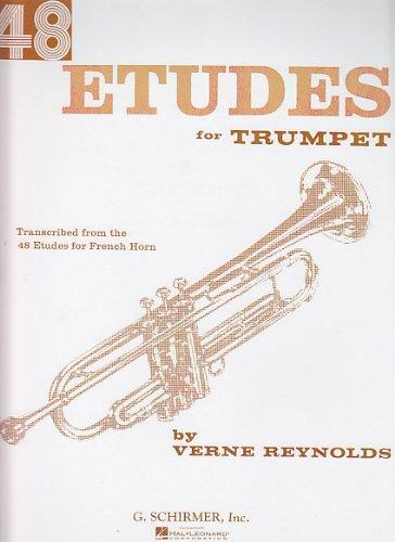 G Schirmer Trumpet (48 Etudes - Trumpet Method)