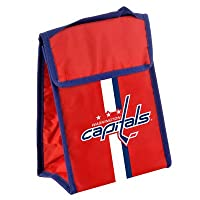 NHL Washington Capitals Velcro Lunch Bag