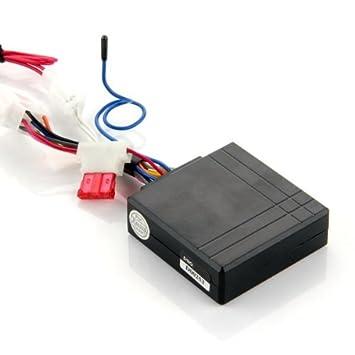 CARCHET Alarma para Moto Impermeable con Dos Mando a distancia