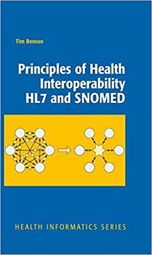 Principles of Health Interoperability HL7 and SNOMED (Health