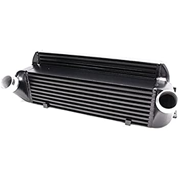 Fit All Bmw 1 Series F20 / 2 Series F22 / 3 Series F30 / 4 Series F32 Bolt on Turbo Intercooler Kit 27 X 20 X 5 Black Color Support 500hp+