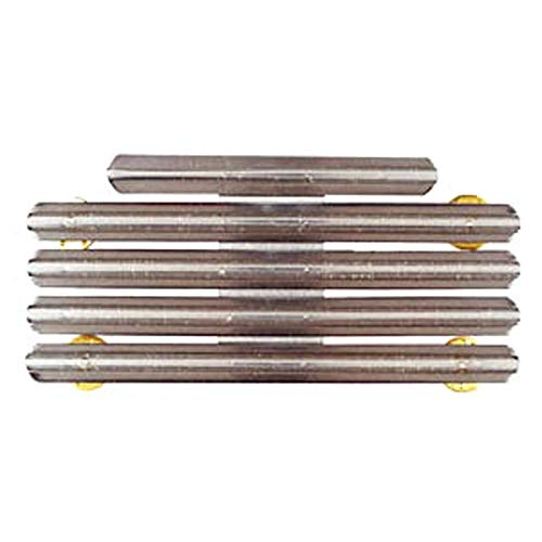 - Medals of America 14 Ribbon or Medal Mounting Bar Silver