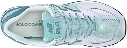 Balance 574v2 Women's Sneaker New Green xwfS7BYY