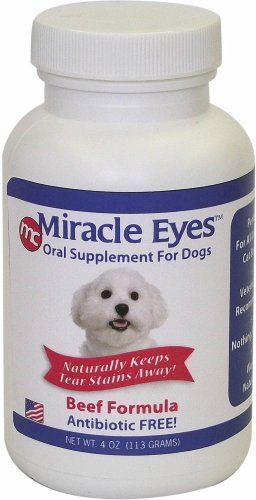 GIMBORN 731024 Miracle Eyes Beef Formula for Pets, 4-Ounce