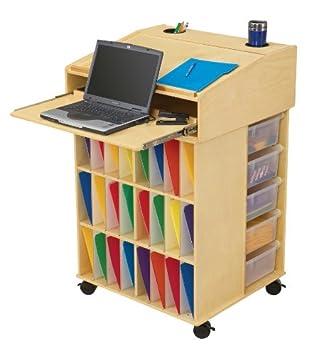 Jonti Craft Teacher Message Cart