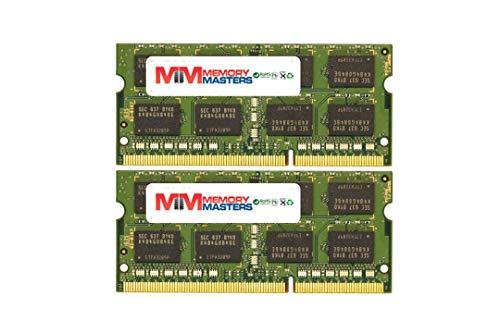 MemoryMasters 2GB (2x1GB) DDR SODIMM (200 pin) 333Mhz DDR333 PC2700 for Apple Mac Memory PowerBook G4 1GHz, 1.25MHz, 1.33GHz, 1.5GHz 15\ (A1046) 111