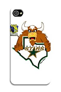 Iphone 6 Plus Protective Case,Classic style Hockey Iphone 6 Plus Case/Dallas Stars Designed Iphone 6 Plus Hard Case/Nhl Hard Case Cover Skin for Iphone 6 Plus