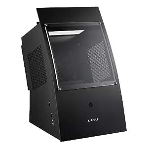 Lian Li PC-Q30 Black Mini-Tower Negro carcasa de ordenador - Caja de ordenador (Mini-Tower, PC, Aluminio, Mini-DTX, Mini-ITX, Negro, Hogar / Oficina)