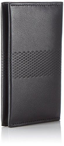 HUGO Herren Future Taschenorganizer, Schwarz (Black), 7.5x11.5x1 cm