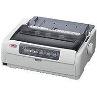 Dot Matrix Printer, Blk/Wht, 72 x 288 dpi