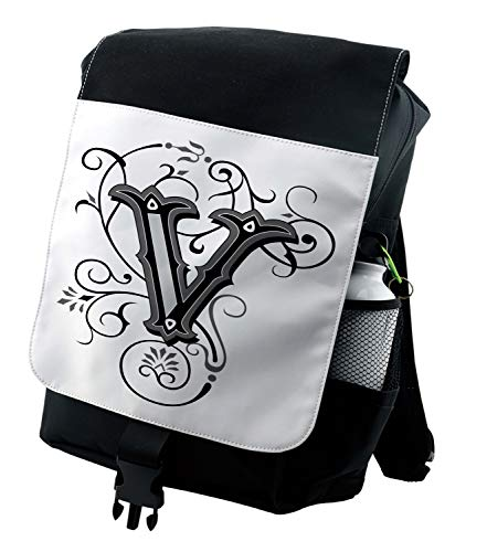 Ambesonne Backpack, Gothic Halloween Font, Durable All-Purpose Bag ()