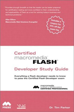 Certified Flash Macromedia Developer Study Guide