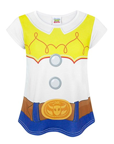 Disney Toy Story Jessie Costume Girl's T-Shirt (11-12 Years)