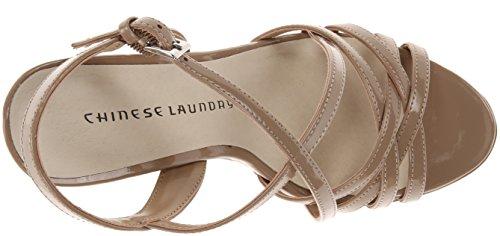 Chinese Laundry Kvinders Teaser Platform Kjole Sandal Nøgen Patent XkXGw3sJ