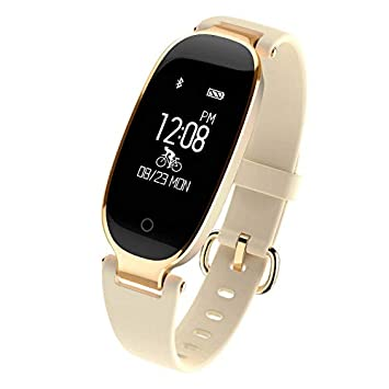 Amazon.com: FidgetFidget Smart Watch Fashion Women Bluetooth ...