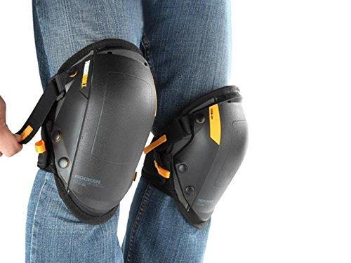 ToughBuilt FoamFit Rocker Professional Knee Pads - Ergonomic Support by ToughBuilt (Image #2)
