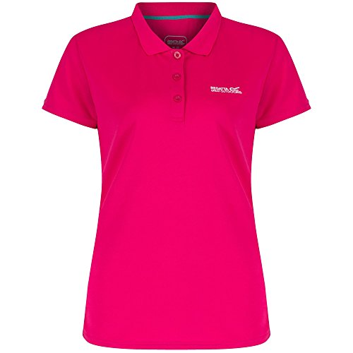 Regatta Womens/Ladies Maverik III Wicking Quick Dry Polo Shirt