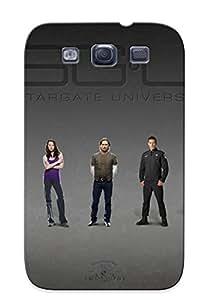 Tmrehc-6086-ksdbfyn Exultantor Stargate Universe Durable Galaxy S3 Tpu Flexible Soft Case With Design