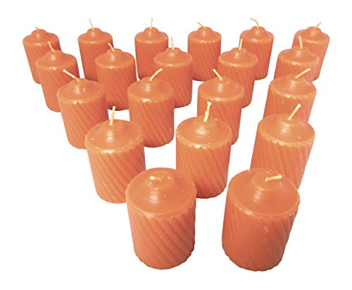 Scented Votive Candles Texured Pumpkin product image