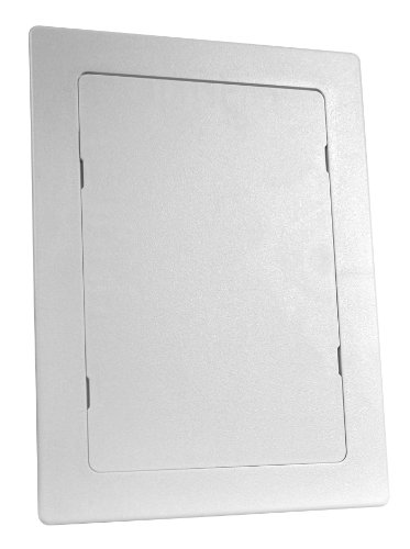 Access Side Panel (Oatey 34055 Plastic Access Panel, 6-Inch by 9-Inch)