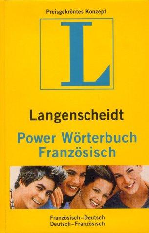 Langenscheidt`s Power Dictionary, Französisch