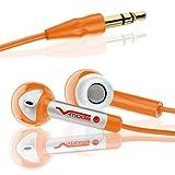 V-MODA Bass Freq In-Ear Stereo Headphone (Tambarine Orange), Best Gadgets