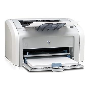 HP LaserJet 1020 Printer - Impresora láser (600 x 600 DPI ...