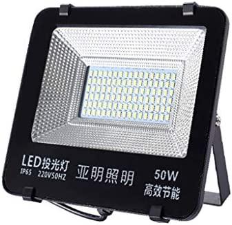 H-XH Foco Proyector LED, 50w/100w/150w/200w/300w/400w Impermeable ...