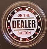 Mrc Poker Hand Painted Poker Card Guard Protector