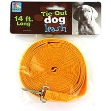 Kole KI-DI069 Dog Tie-Out Leash, One Size
