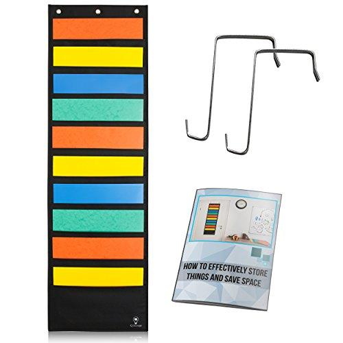 2 Pocket Chart - 5