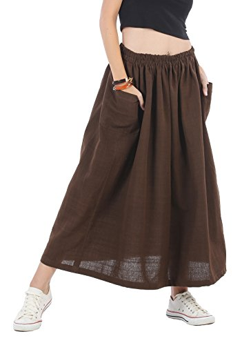 Chocolate Drop Waist Dress - 9