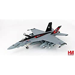 Hobby Master 5101 F/A-18E Super Hornet VFA-14 'Tophatters' 1/72 Scale Model