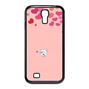 Samsung Galaxy S4 Cases Love 53, [Black]