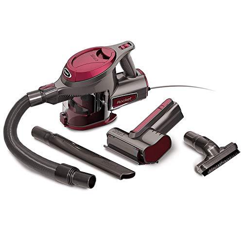 Shark Rocket HV292 Burgundy Handheld Vacuum (Renewed)