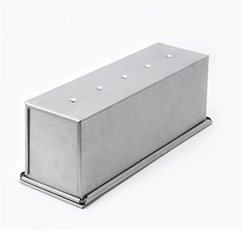 Astra Gourmet Bakeware Aluminized Steel Pullman Loaf Pan with