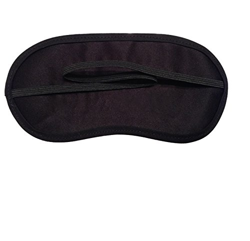 Custom Made Silky Satin Mr and Mrs Embroidered Eye Masks