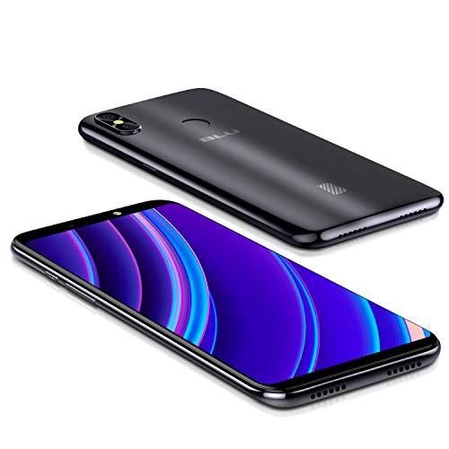 BLU Vivo Go v2.0 - Unlocked Smartphone 16GB+1GB RAM -Black