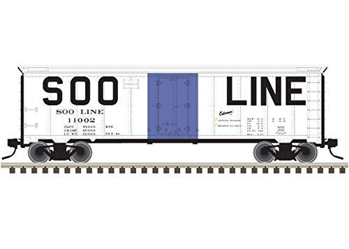 Atlas SOO LINE 40' Steel Reefer D