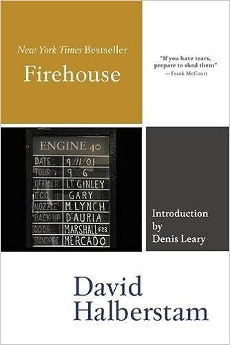 Firehouse: David Halberstam, Denis Leary: 9780786888511: Amazon.com on