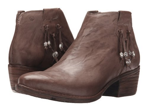 Summit by White Mountain Women's gilberta Leather Ankle Boot
