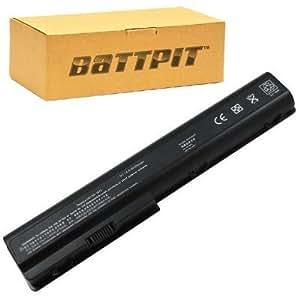 Battpit Bateria de repuesto para portátiles HP Pavilion dv8-1150es (4400mah)